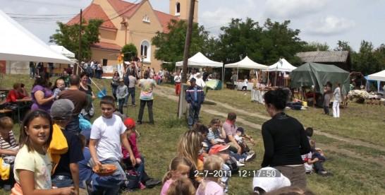 VII. Alsószeli Jurta Napok Kulturális Fesztivál (2)