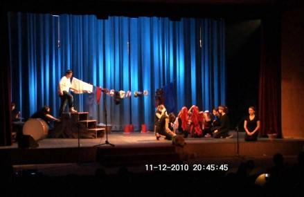 A Fókusz Színpad  megalakulásának 40. évfordulóját ünnepelték