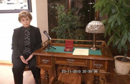 Pogány Erzsébet Teleki Pál Érdemérmes
