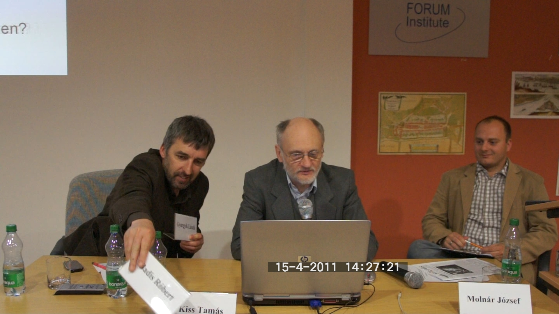 Népszámlálás konferencia, Fórum Intézet, Somorja