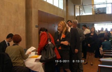 Magyar tagok és póttagok választása a Kisebbségi Bizottságba