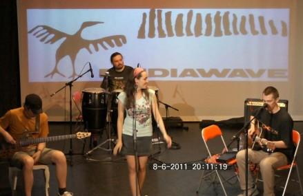 Expired Passport a pozsonyi Mediawave fesztiválon
