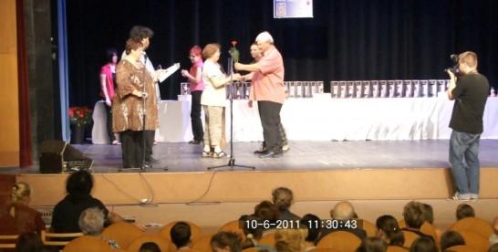 XXXVI. Duna Menti Tavasz – díjátadó