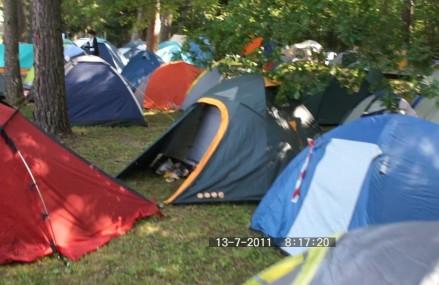 Gombaszögi DH Tábor, Krasznahorkaváralja – 1. nap