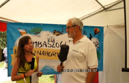 Gombaszögi DH Tábor – A megnyitó és Pusztay János előadása