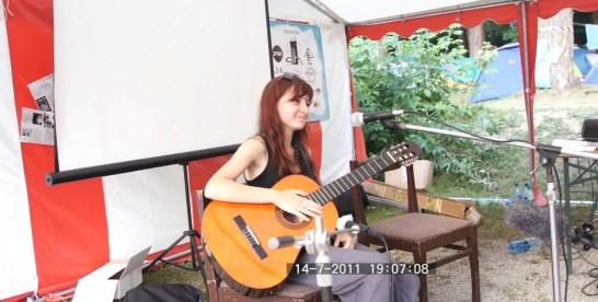 Gombaszögi DH Tábor –  Saróka Liliána, Lacza Gergely