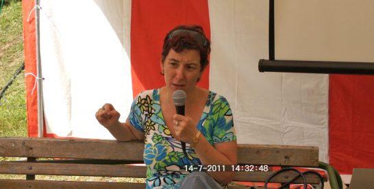 Gombaszögi DH Tábor – Vrabec Mária