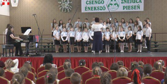 A XVI. Csengő Énekszó versenyprogramjai, nevelőhangversenye és gálaműsora