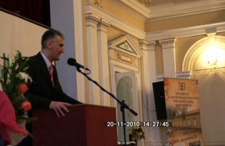 Szlovákiai Magyar Pedagógusok Szövetsége  Ünnepi ülés