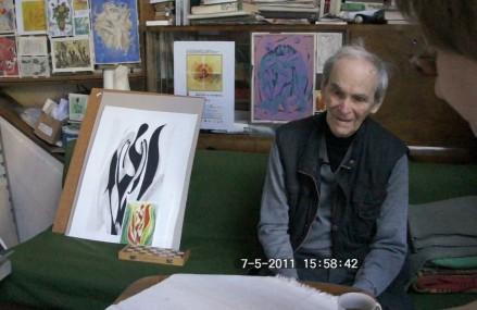Békében kellene élni – Nagy József festőművész portréja