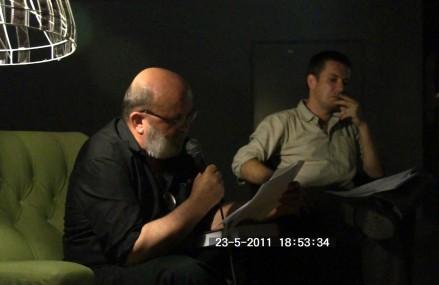 Líraest. Hét kortárs magyar költő a KC Dunajban