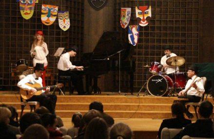 Farsangi koncert Somorján
