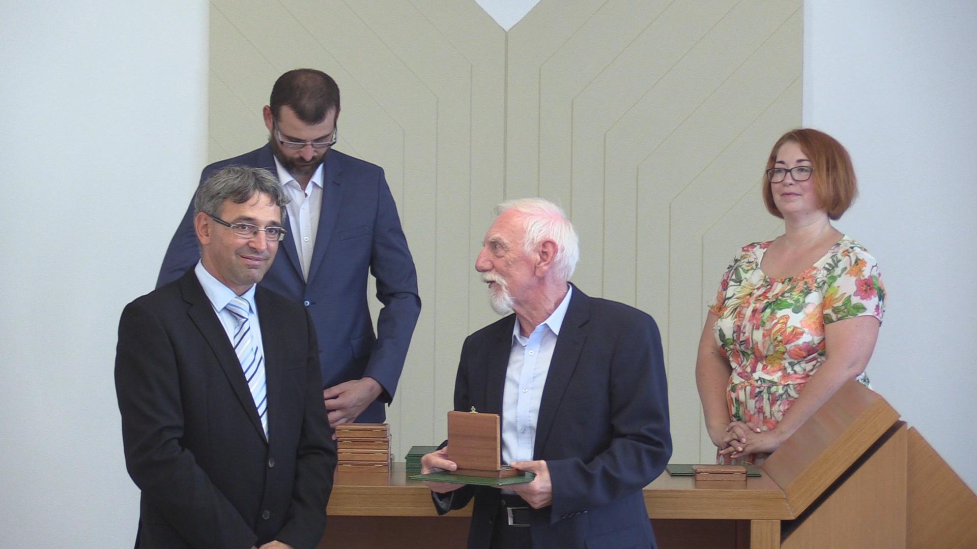 Kovács Lajos polgármester